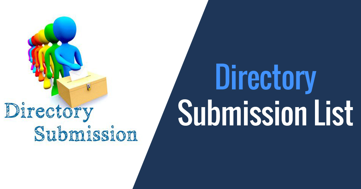 Link submitted and approval Directory List