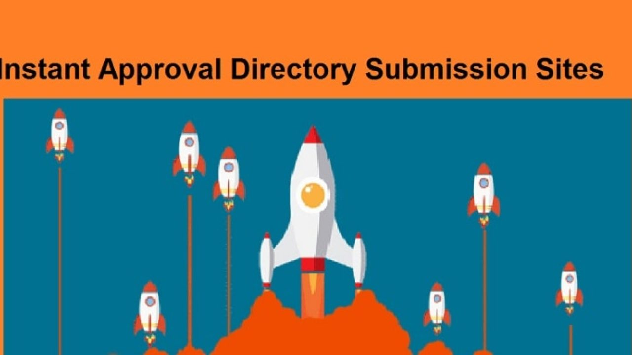 Fast & instant Approval Directory List